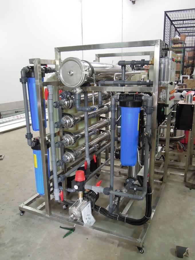 mesin ro untuk air tawar