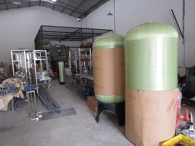 pabrik mesin ro