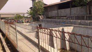 instalasi pengolahan limbah cair industri