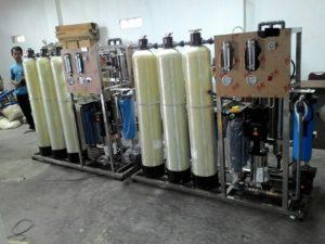 mesin boiler water treatment