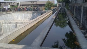 instalasi pengolahan limbah cair pabrik ditangerang