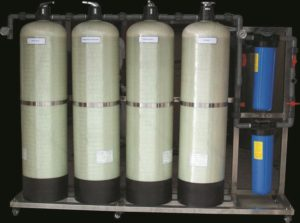 Filter depot air minum isi ulang