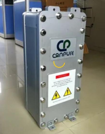 EDI Electro Deionization untuk menghasilkan air demin